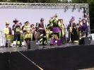 Carnival der Kulturen Bielefeld 2012 - Abschluss auf der Bühne
